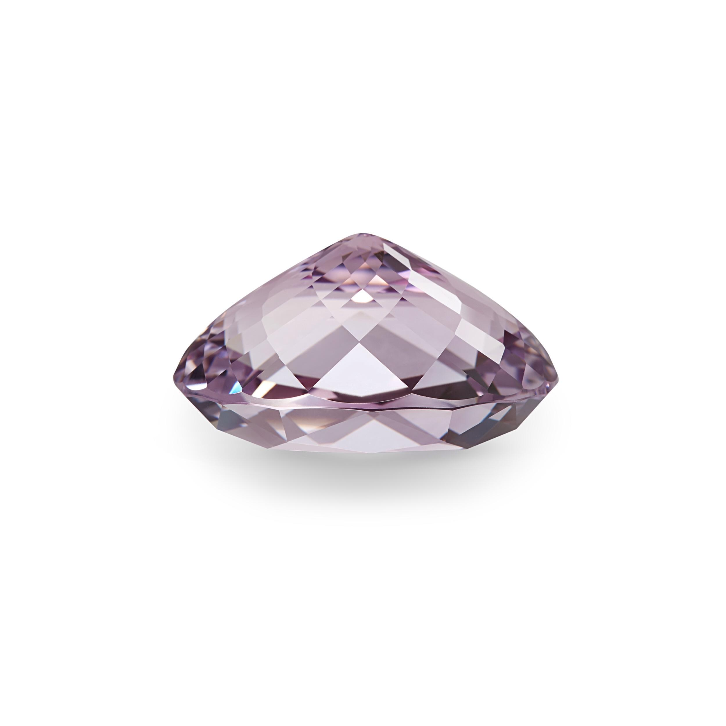 194.9ct Pink Amethyst unheated treatment