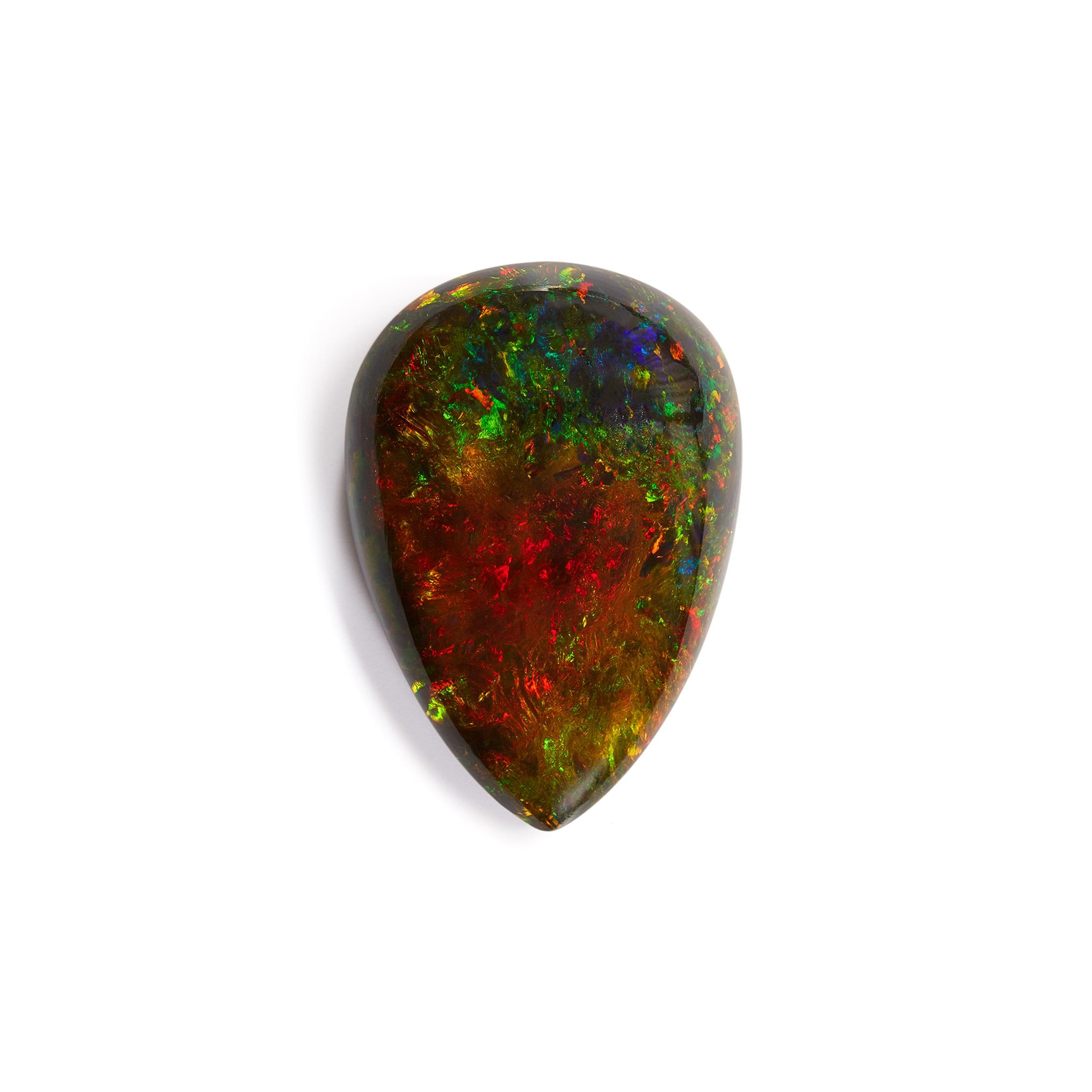 120.65ct Natural Opal Heated